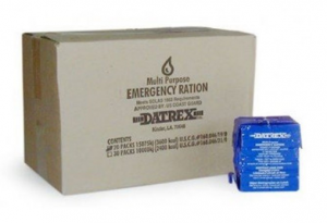 Emergency food bars from Datrex